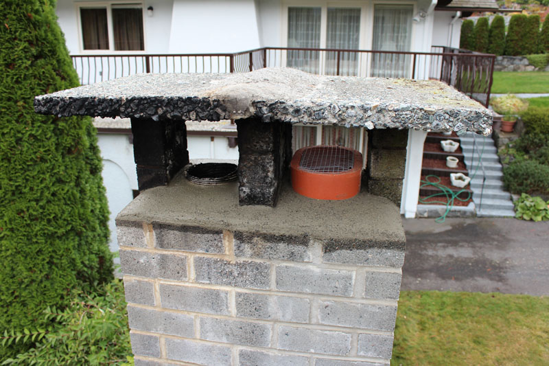 Pest Screen and Flue Liner Installation | Red Brick Chimney Services