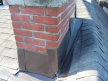 Flashing Installation - After | Red Brick Chimney Services
