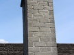 Complete Chimney Repair - Before | Red Brick Chimney Services