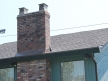 New Asphalt Roof Installation and Chimney Flashing | Red Brick Chimney Services