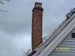 Chimney Rebuild - Before | Red Brick Chimney Services
