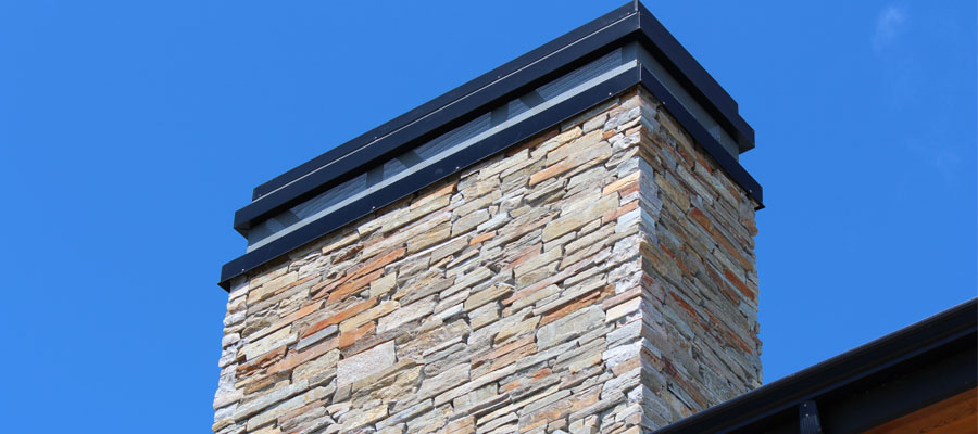 Chimney Rain Cap | Red Brick Chimney Services